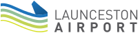 Launceston airport logo